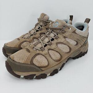 Merrell Hilltop Women's Hiking/Trail Shoes Sz 9 Aluminum Dream J098328 Blue/Gray
