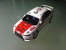 DECAL 1 43 MITSUBISHI EVO X N°43 RALLY WRC MONTE CARLO 2014 MONTECARLO