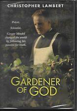 The Gardener of God (the inspiring story of Gregor Mendel) - NIB DVD
