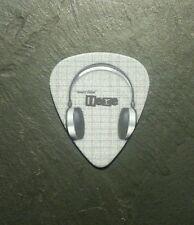 Headphone Guitar Pick Pop Art DJ Memorabilia Headset Dubstep Gift Present