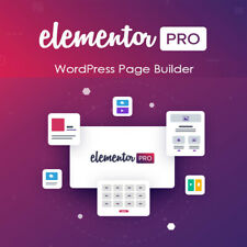 Elementor Pro WordPress Page Builder Plugin With 100+ Widgets & 300+ Templates