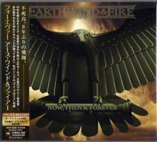 EARTH. WIND & FIRE-NOW. THEN & FOREVER...-JAPAN 2 CD BONUS TRACK Ltd/Ed G88