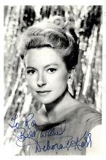 DEBORAH KERR Signed Photograph - Film Actress - Preprint