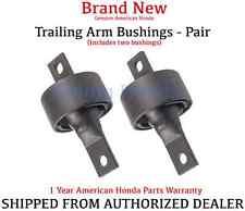 Genuine OEM Honda Trailing Arm Bushing Pair 52385-SR3-000 x 2