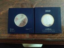 Pièce 50 Euros Argent 2010 Monnaie De Paris Semeuse