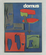 1958 Wim Crouwel + Kho Liang Je DOMUS 347 Luigi SPACAL Franco MENEGUZZO Danese