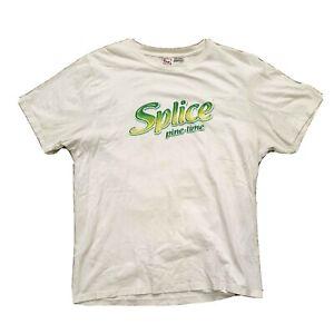 Splice Pine-Lime XXL T-Shirt Streets Ice Cream Classics Vintage Retro Look