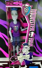 "Monster High Ghoul Spirit Sloman ""Slo Mo"" Mortabitch Doll -BNIB"