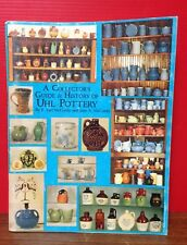 "1988 ""A Colletor's Guide & History Of UHL Pottery"" By F. Earl & Jane McCurdy"