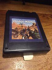 Village People/ Cruisin' 1978 Casablanca Records 8 Track Tape