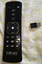 MINIX A2 REMOTE WITH ADAPTER