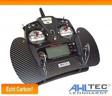 Senderpult AHLtec - Spektrum Sender DX20 in ECHT CARBON - Kohlefaser