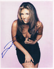 "Daisy Fuentes genuine autograph photo 8""x10"" signed In Person 1990's in USA"