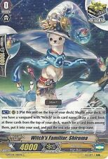 CARDFIGHT VANGUARD: WITCH'S FAMILIAR, SHIROMA - G-BT04/081EN C