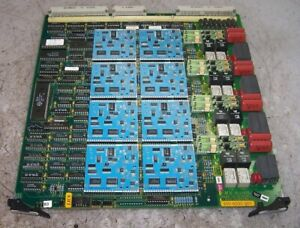 OCTEL 300-6032-001 VMX 8-PORT LINE INTERFACE CARD TWO WIRE LOOPSTART
