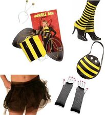 Bumble Honey Bee Fancy Dress Costume Accessory Kit Hen Night