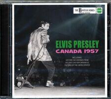 Elvis Collectors CD - Canada 1957