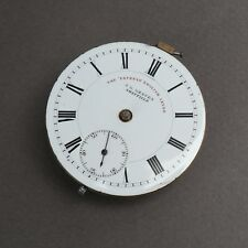 J G GRAVES SHEFFIELD THE ''EXPRESS'' ENGLISH LEVER POCKET WATCH MOVEMENT
