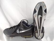 size 40 3110f ba77f Nike MVP Elite Flywire Baseball Cleats 524957-001 schwarz-grau EU 49,5
