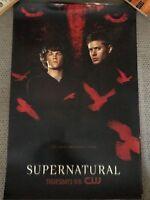 Supernatural WB POSTER Jared Padalecki JENSEN ACKLES CW Hell