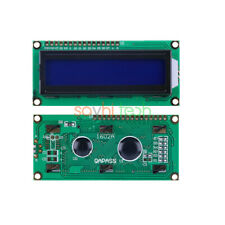 HD44780 1602 16x2 Character LCD Display Blue Blacklight Module Controller