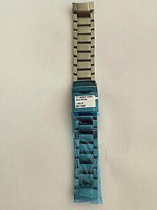 Genuine Garmin Titanium Marq Aviator 22mm QuickFit Watch Bracelet