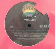 Factory Sealed -Patti Austin -Honey For The Bees-Qwest 0-20361 yr 1985 Funk/Soul
