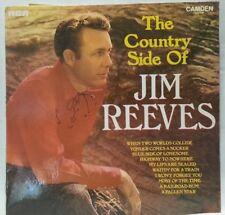 JIM REEVES - vintage vinyl LP - The Country Side of Jim Reeves