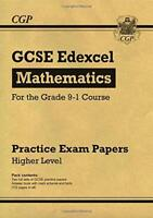 New GCSE Maths Edexcel Practice Papers: Higher - for the Grade 9-1 Course by CGP