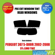 PEUGEOT 307 5 PUERTAS 2002-2008 5% Limusina