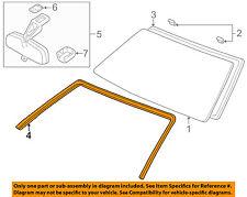TOYOTA OEM 98-02 Corolla Windshield-Molding Trim 7553102050