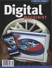 Digital Machinist Magazine Vol.11 No.1 Spring 2016