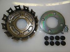 Chariot Clutch Basket Banshee Hard Anodized 4130 plate, 7 or 8 plate & Cushions