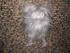 "11"" RESTORATION HARDWARE OWL PLUSH BABY & CHILD"