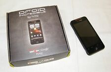 *FOR PARTS* HTC Droid Incredible - Black (Verizon) CDMA Cellular Phone *READ*