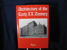 Architecture of the Early 20th Century Hardcover Book by Peter Haiko