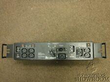 New No Box Liebert Micro POD MP2‑220L Bypass Switch for Liebert GX A+B MAX. 16A