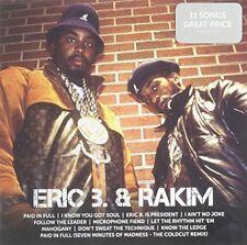 Eric B. & Rakim, Eri - Eric B. & Rakim : Icon [New CD]