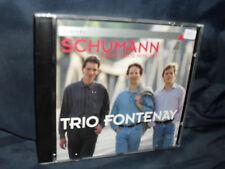 Schumann - Piano Trios Nos. 2 & 3 -Trio Fontenay