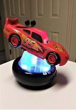 DISNEY PIXAR CARS #95 RUST-EZE LIGHTNING MCQUEEN Night Light / Lamp