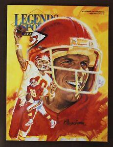 Legends Sports Memorabilia Sept/Oct 1993 Hobby Edition/Cover 52 Joe Montana