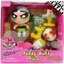 Trendmasters Cartoon Network The Powerpuff Girls Pokey Oaks Playset No. 80901
