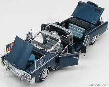Yatming Kennedy 1961 Lincoln X100 Limousine 1:24 Scale