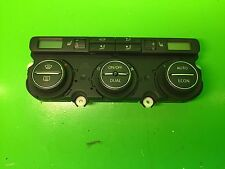 VW PASSAT 05-10 HEATER CLIMATE CONTROL SWITCH PANEL UNIT 3C0907044AH