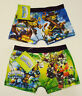 2 PACK OF BOYS SKYLANDERS SWAP FORCE BOXER SHORTS UNDERPANTS AGES 4-5 up to 9-10