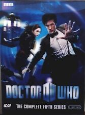 Doctor Who: The Complete Fifth Series (DVD) Ships FIRST CLASS! Dr. Who Season 5