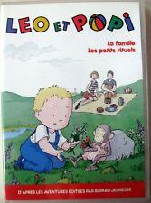 DVD - Léo et Popi - La famille/Les petits rituels