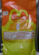 McDonald's 1992 Dinosaurs Dino-Motion ~ Charlene Sinclair Vintage New and Sealed