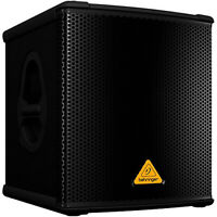 "Behringer Eurolive B1200D-PRO 500W 12"" Powered Subwoofer"