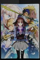 JAPAN Type-Moon: Fate/Prototype -Animation Material- (Book)